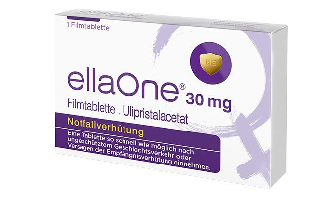 ellaOne® 30 mg Tablette