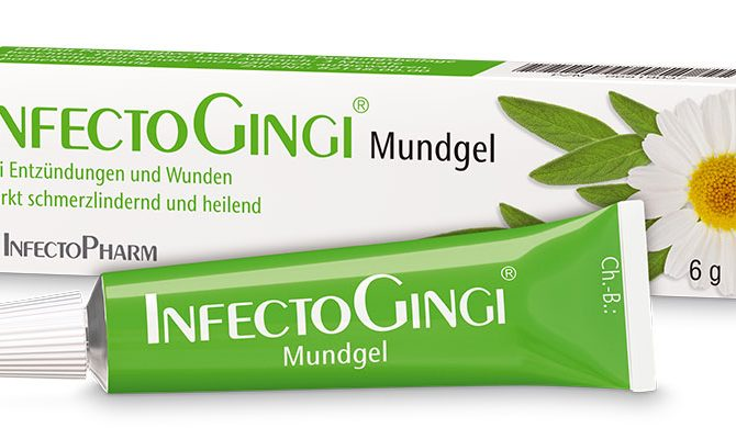 InfectoGingi® Mundgel